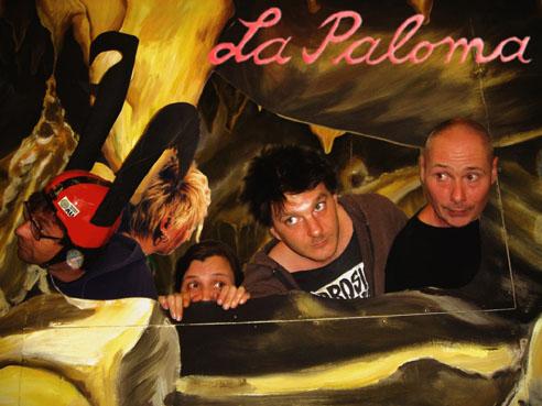 La Paloma Comic Crew